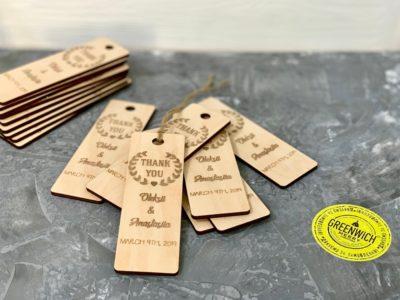 Создание оригинальных деревянных закладок