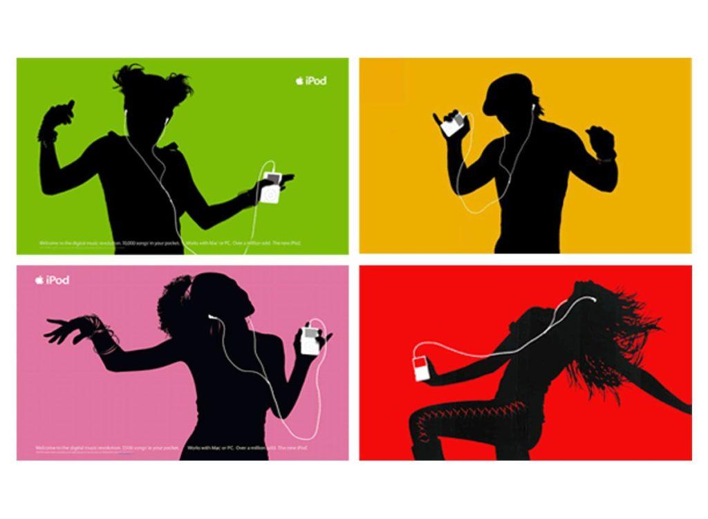 5 визуальных психологических приемов IPod
