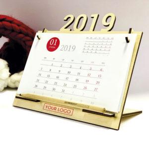 Эксклюзивный настольный календарь Дерево