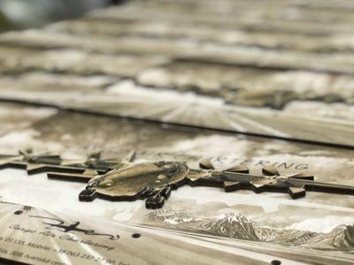 Создание оригинальных деревянных календарей