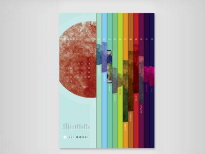 Настенный эксклюзивный календарь