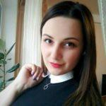 Анастасия Быкова, администратор типографии