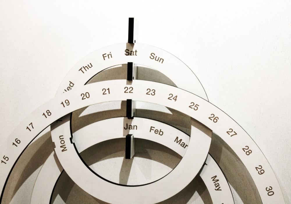 Изготовление оригинальных календарей