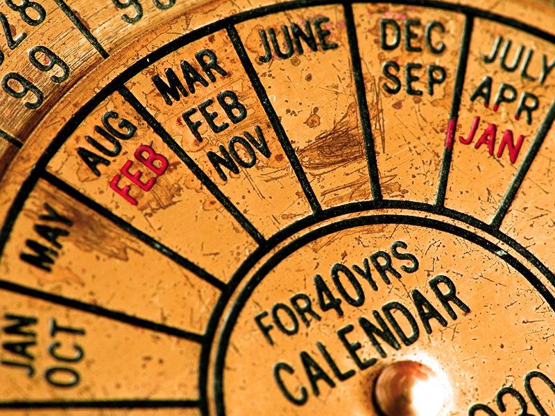 5 интересных фактов о создании календаря
