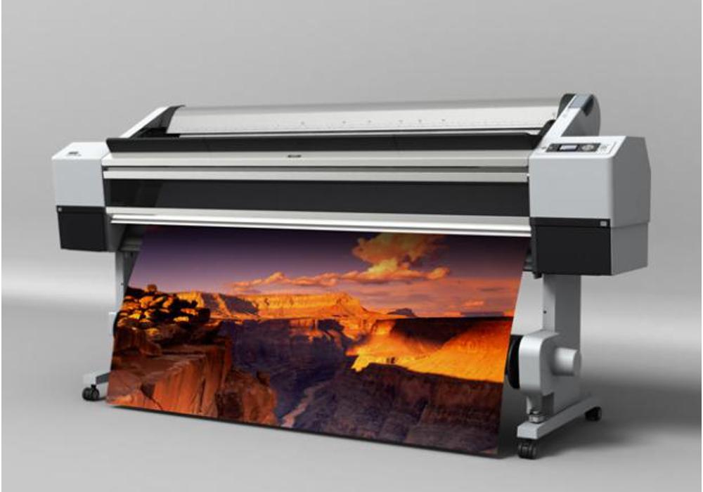 Печать рекламы для мобильного стенда
